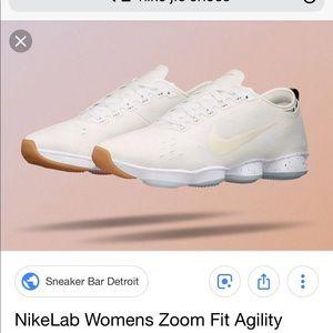 Nike JFS Limited Edition Zoom Agility